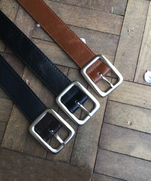 square belt (3color)